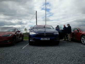 Driving's future comes to a car park in Co. Laois