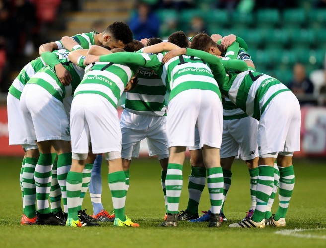 Shamrock Rovers, League of Ireland