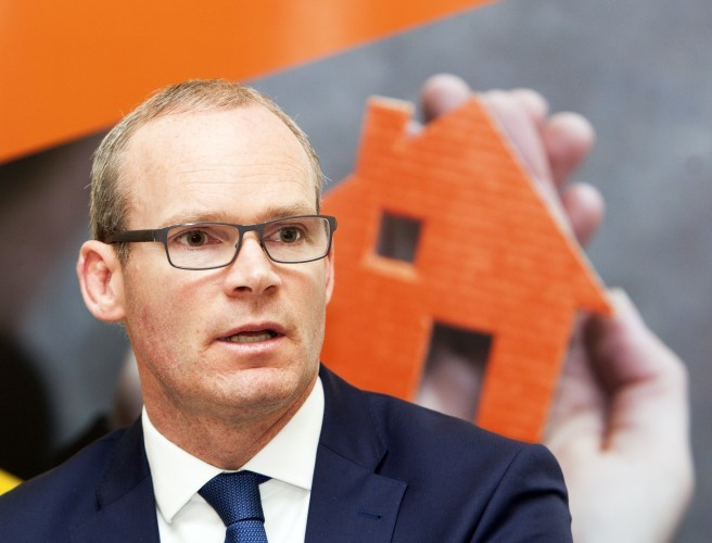Coveney: Housing Map could see up to 50,000 houses built 'within four years'