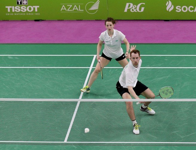 Chloe and Sam Magee progress to European Championship quarter-finals