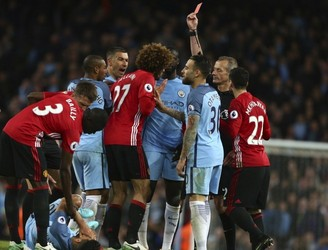 As It Happened: Manchester City vs. Manchester United