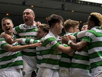 GALLERY: Celtic blitz Rangers in Old Firm derby