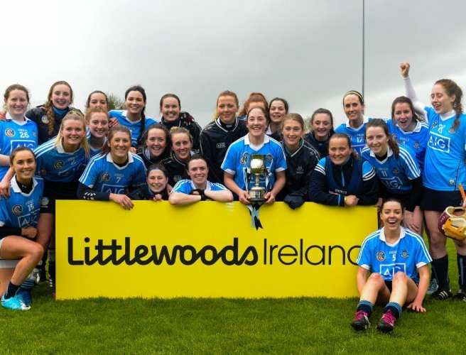 Dublin claim Division 3 Camogie title