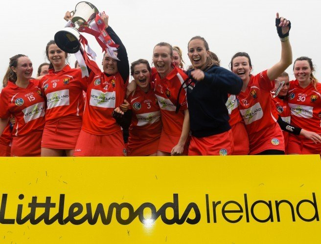 Cork claim Division 2 Camogie title