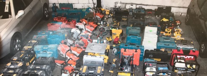 Dublin Port arrests after over €50,000 of stolen property seized