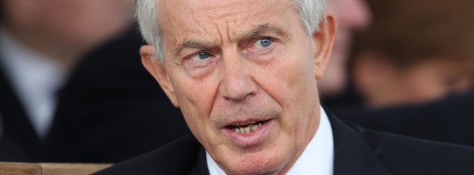 Tony Blair wants to be 'part of the debate' in British politics