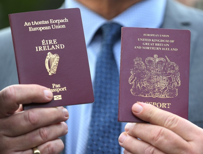 Irish embassy in London hit by record demand for citizenship