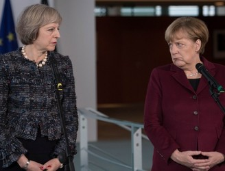 May to be sidelined during Brexit talks