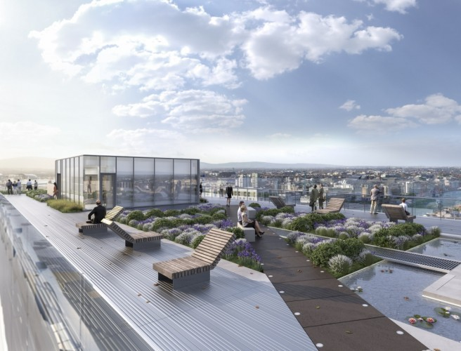 'The Exo' gets step closer to raising Dublin's skyline
