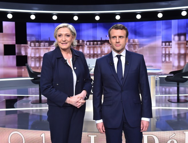Translators lost for words during French presidential debate