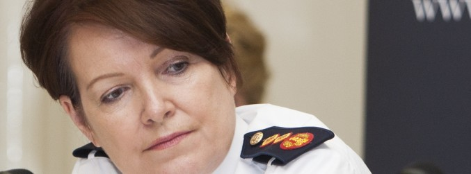 Garda Commissioner says no crime has taken place over Templemore funds