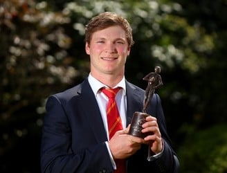 Munster crown Tyler Bleyendaal as Player of the Year