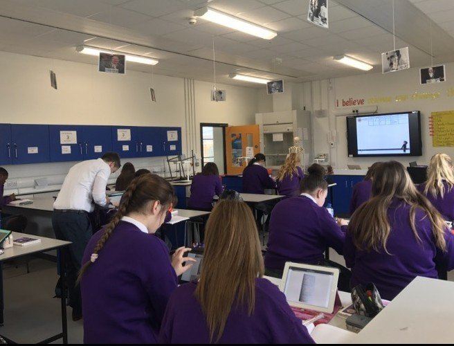 Inside an Irish school that teaches using iPads and YouTube videos