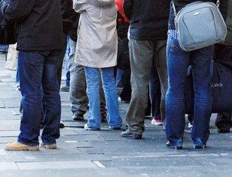 Unemployment falls marginally in January
