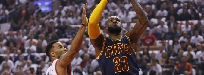 LeBron James continues Playoff domination as Cavs win again