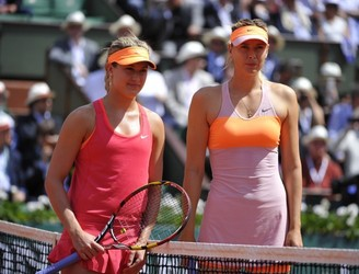 "Maria Sharapova to face an opponent who has called her ""a cheat"""