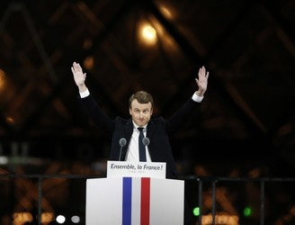 What does Macron's win mean for Brexit and the EU?