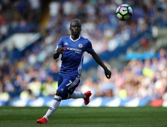 N'Golo Kante wins the FWA Footballer of the Year
