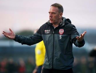 Kenny Shiels: The League of Ireland needs to get their act together over pitch quality