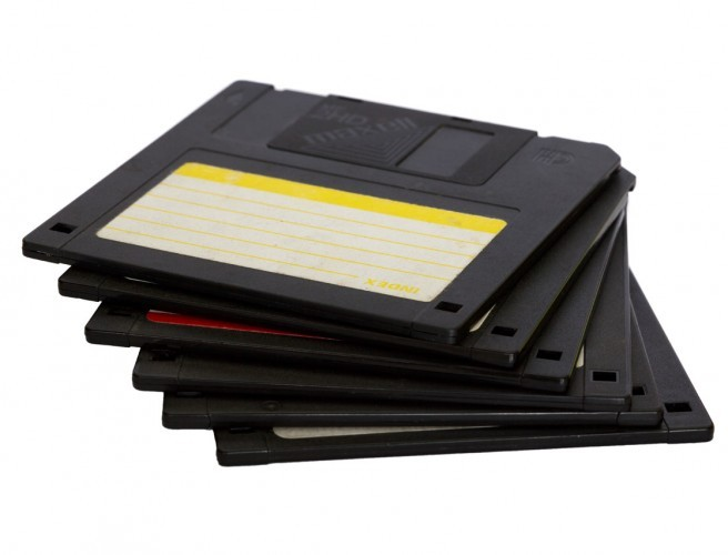 Here's how to find out what's on your old floppy disks