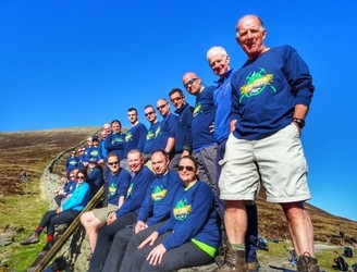 Gardaí taking on Ireland's highest peaks for mental health charity