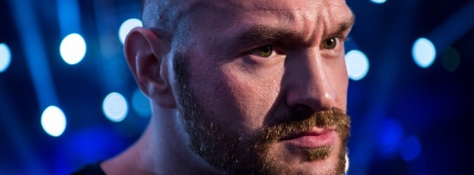 Tyson Fury anti-doping hearing 'still ongoing'