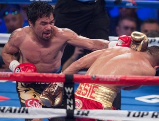 Manny Pacquiao gearing up for Australian test