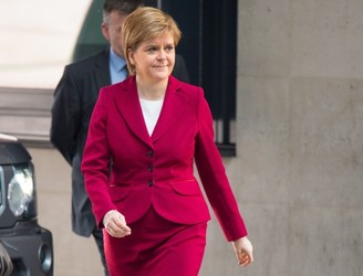 Sturgeon says Independent Scotland may not rejoin EU