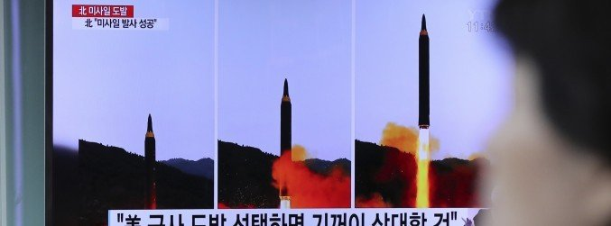 "North Korea says test missile was ""newly-developed ballistic rocket"""