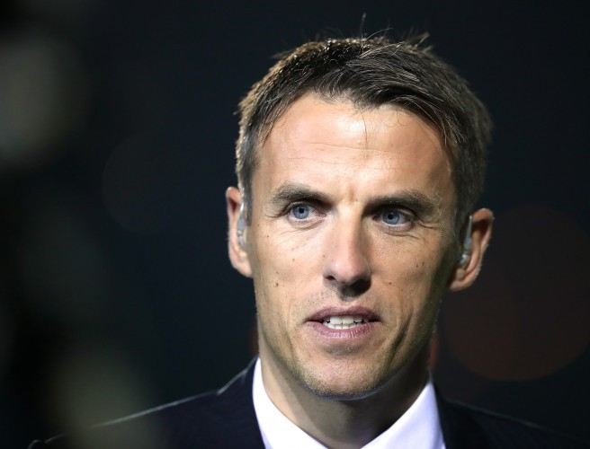 Manchester United, Phil Neville,