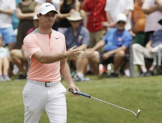 No new injury for Rory McIlroy