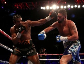 Tony Bellew's trainer says he won't wait around for David Haye rematch