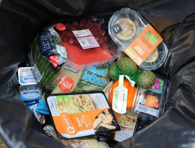 The EU plans to slash food waste in half by simplifying 'best before' and 'use by' dates