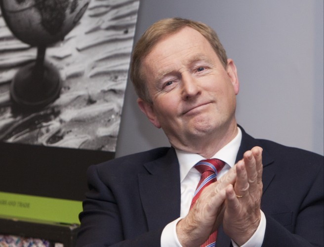 "Enda Kenny calls his time as FG leader ""an honour and a privilege"""