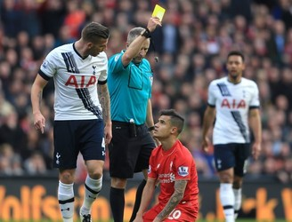 Two-match bans to be enforced to tackle simulation from next season