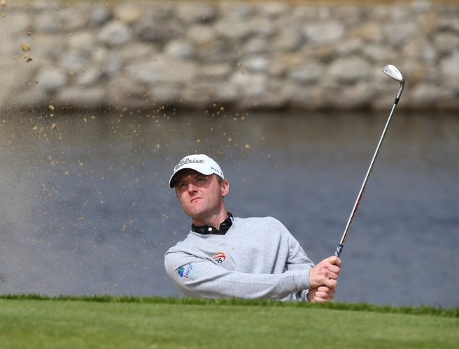 Sicily Open Soderberg, Hoey lead after flirting with 59