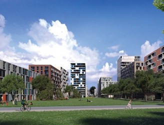 Council agrees to 900 social and affordable housing units for Poolbeg West