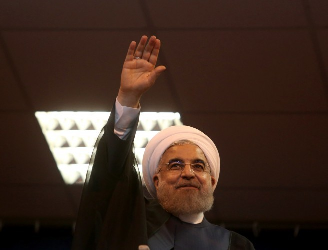 Modi congratulates Iran's Rouhani on his re-election