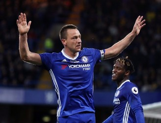 """Even writing this is difficult"": John Terry pays tribute to Chelsea in final programme notes"