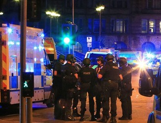 At least 19 dead following explosion at Manchester Arena