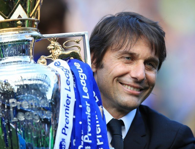 Antonio Conte named LMA Manager of the Year