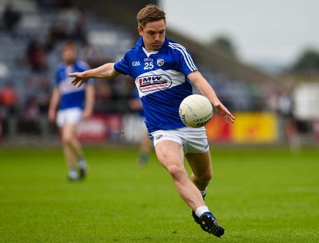 Ross Munnelly: As long as Laois want me I'll always stay playing