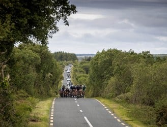 Some of the best images from Stage 3 of An Post Ras