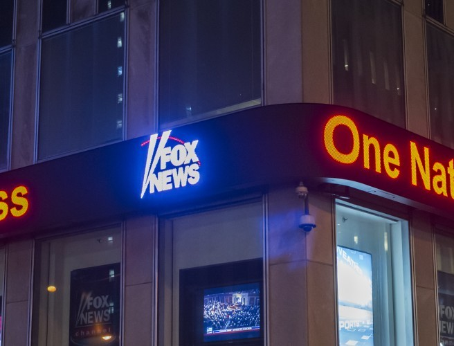 Fox News retracts story amid conspiracy theories over Washington DC murder