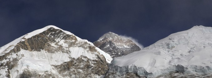 Four climbers found dead in tent on Mount Everest