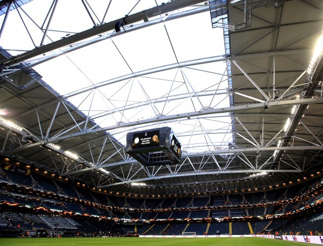 Friends Arena, Stockholm, Sweden, Europa League, final, Manchester United, Ajax