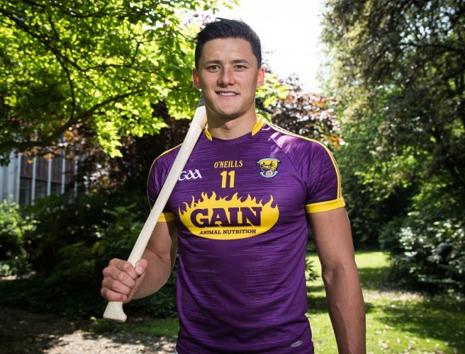 "Lee Chin: Davy Fitzgerald is ""there in spirit"" with Wexford"
