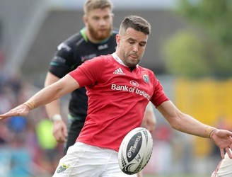 Munster name unchanged side for PRO12 Final