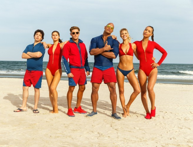 ★☆☆☆☆: 'Baywatch', do not resuscitate