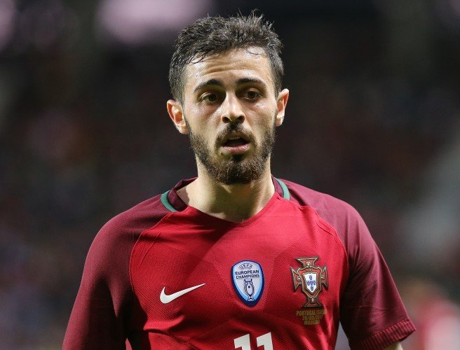 Bernardo Silva  to sign for Man City - report